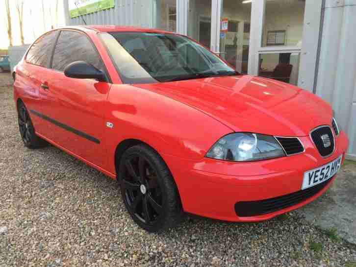 seat 2003 ibiza 1 2 s car for sale. Black Bedroom Furniture Sets. Home Design Ideas
