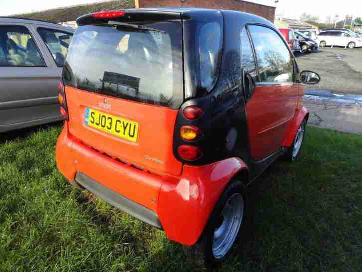 2003 Smart City 0.7 Pure 3dr