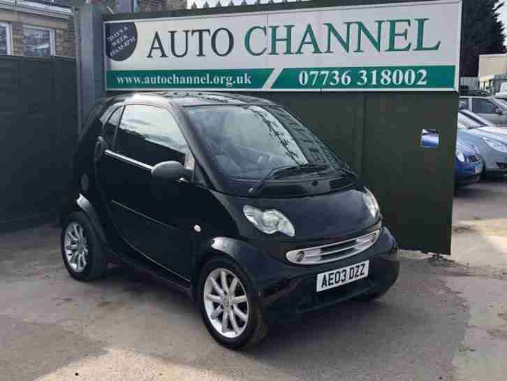2003 Smart Fortwo 0.6 City Passion 3dr