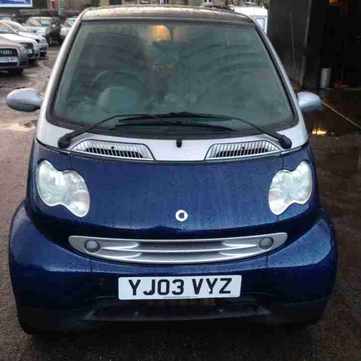 Smart 2003 0.7 Passion. Car For Sale