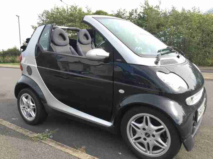 Smart Car From United Kingdom