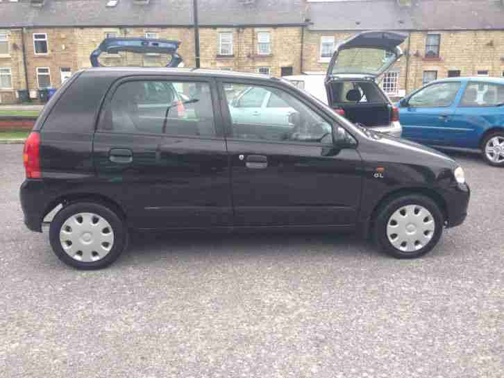 2003 Suzuki Alto 1.1 GL, One Owner from New, 70,000 Miles, £30 Road Tax