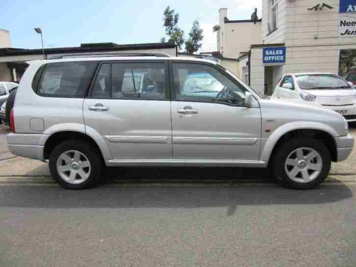 2003 Suzuki Grand Vitara 2.7 V6 24v XL-7 5dr (5 seats)