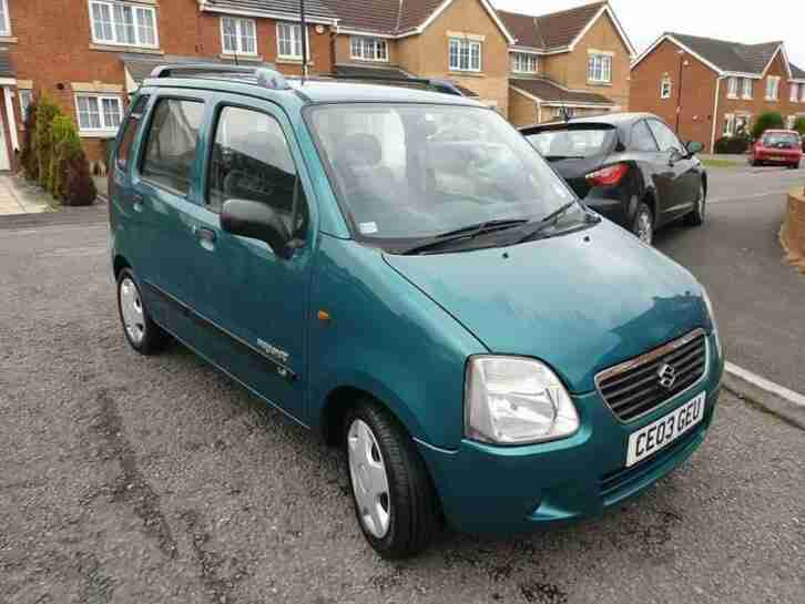 Suzuki Wagon. Suzuki car from United Kingdom