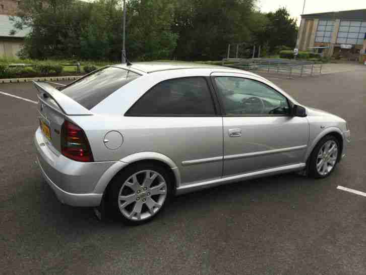 2003 Vauxhall Astra Gsi Turbo 16v Silver Stage 2 Big Spec