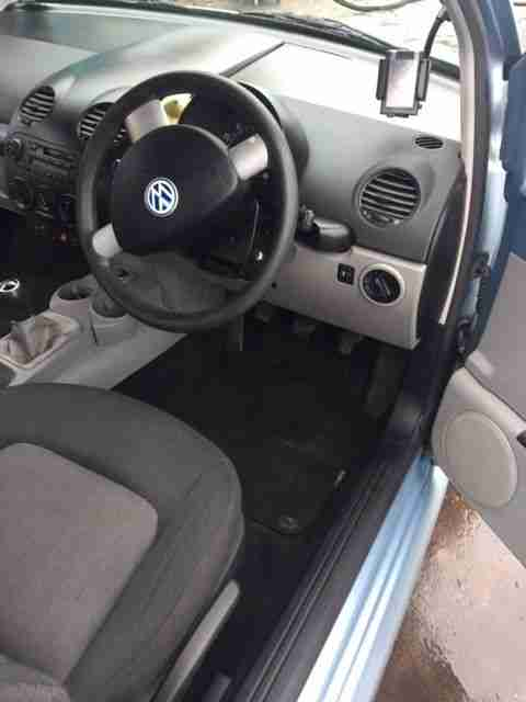 2003 VOLKSWAGEN BEETLE, Lady owner 97000 MILES LOVELY CONDITION