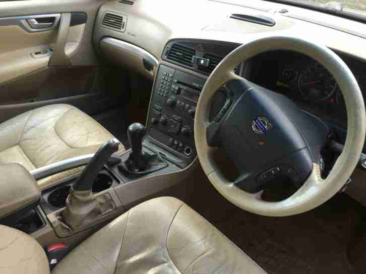2003 VOLVO XC70 T SE AWD GOLD - SPARES OR REPAIR ONLY