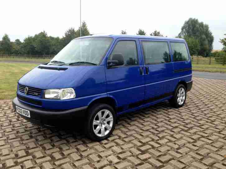 volkswagen 2003 vw t4 caravelle swb long nose 9 seats. Black Bedroom Furniture Sets. Home Design Ideas