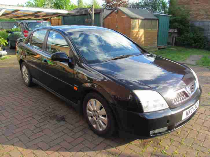 Vauxhall Vectra. Vauxhall car from United Kingdom