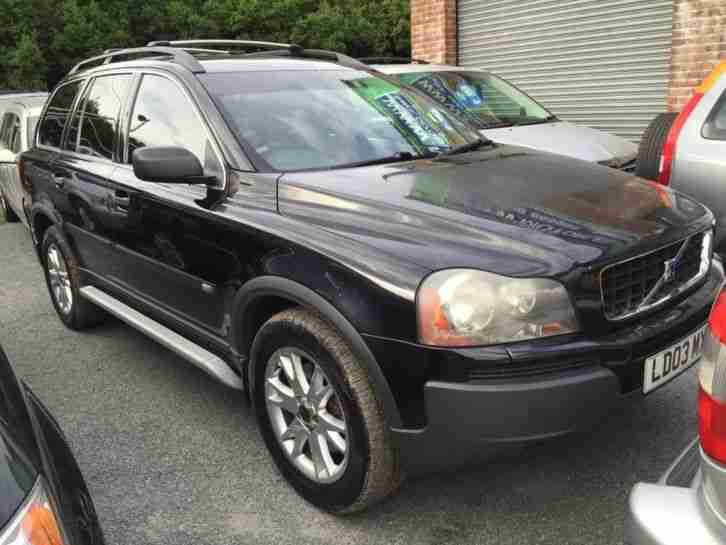 2003 XC90 2.9 T6 SE Geartronic AWD 5dr