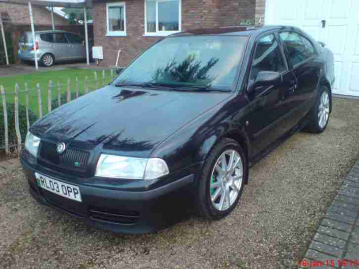 Skoda octavia. BMW car from United Kingdom