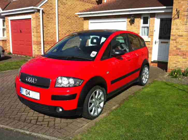 audi a2 and storms - photo #16