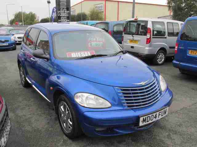 2004 (04) CHRYSLER PT CRUISER 2.2 CRD Limited