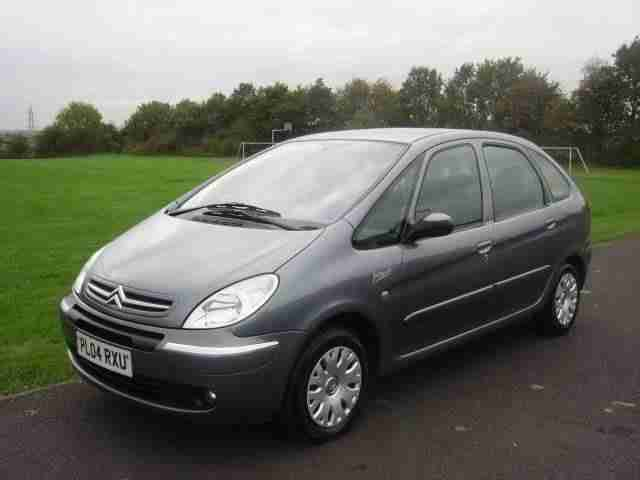 citroen 2004 04 xsara picasso 16v desire car for sale. Black Bedroom Furniture Sets. Home Design Ideas