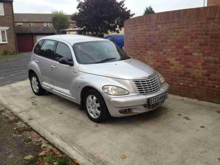 Pt Cruiser Touring Edition Owners Manual