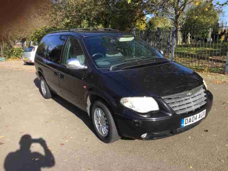 2004 04 grand voyager 2.8 CRD Auto