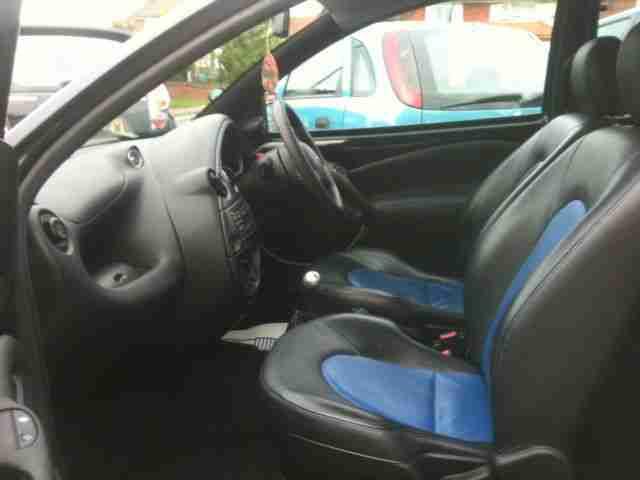 Ford 2004 04 Ka 1 6 Sport Sportka Se Leather Seats  Car
