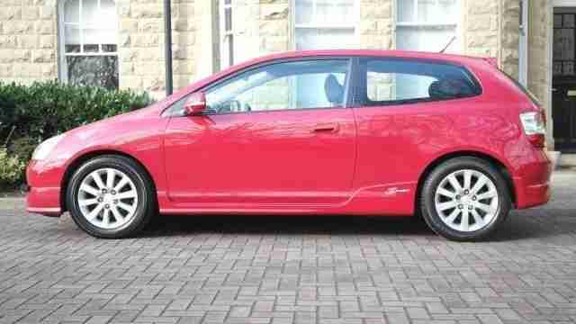 Honda 2004 04 Civic 1 6 Sport 3d 110 Bhp Car For Sale