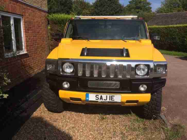 Hummer 04. Hummer car from United Kingdom
