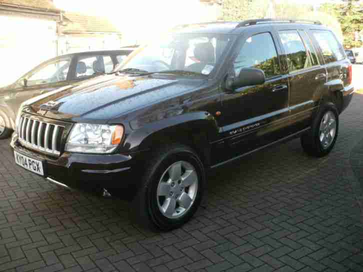 jeep 2004 04 grand cherokee 2 7 crd auto limited car for sale. Cars Review. Best American Auto & Cars Review