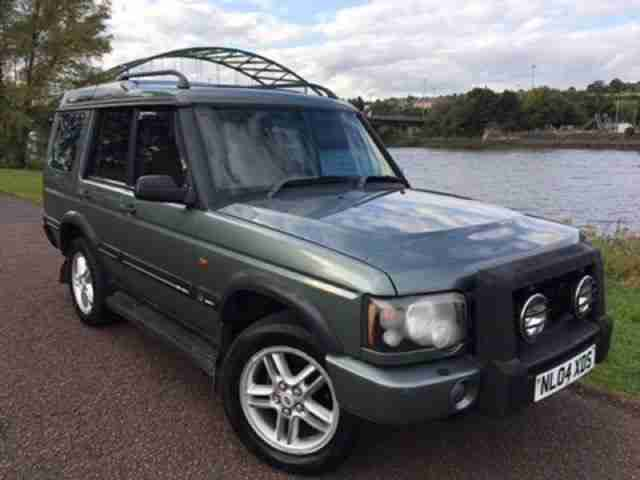2004 04 LAND ROVER DISCOVERY 2.5 LANDMARK TD5