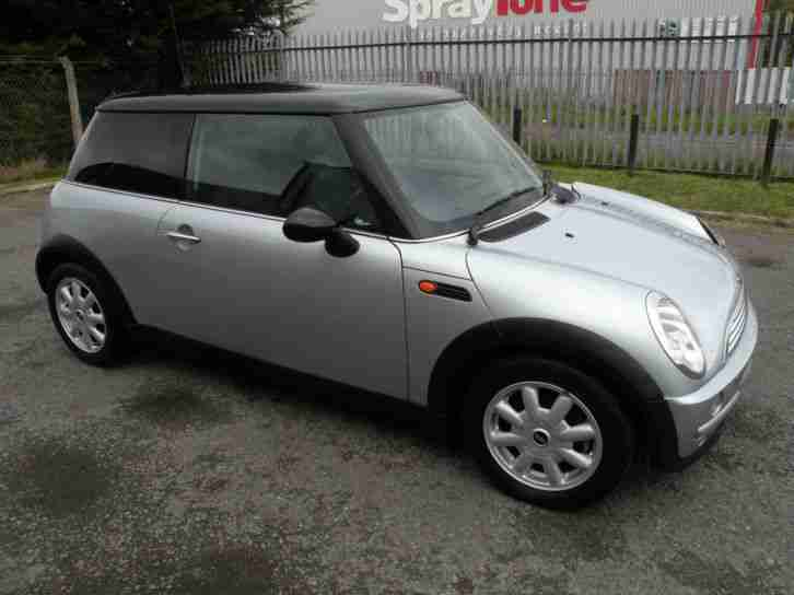 Mini (04). Mini car from United Kingdom