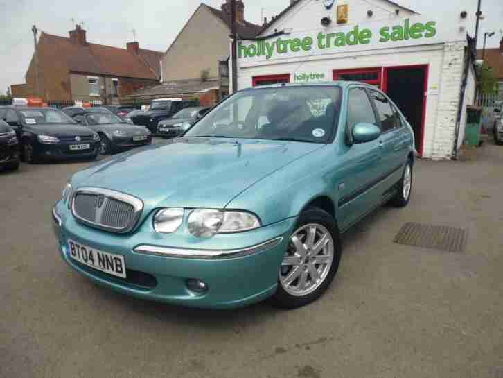 2004 04 Rover 45 1.6i Impression S 5 Door Low