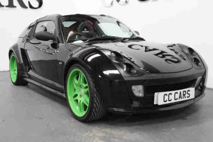 smart 2004 04 roadster 0 7 brabus 2d auto 100 bhp car for sale. Black Bedroom Furniture Sets. Home Design Ideas