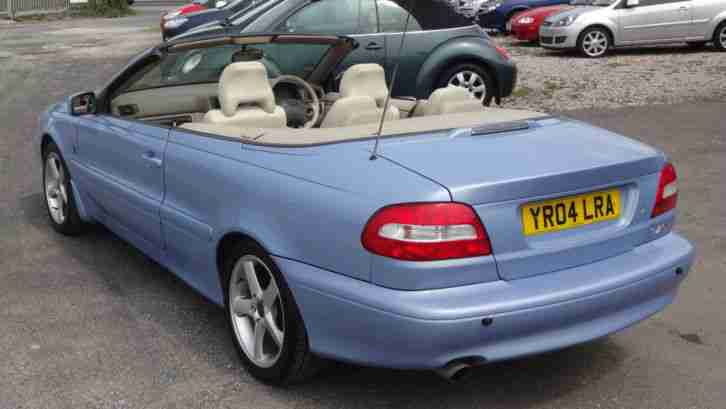 volvo 2004 04 c70 2 0 t convertible purple car for sale. Black Bedroom Furniture Sets. Home Design Ideas