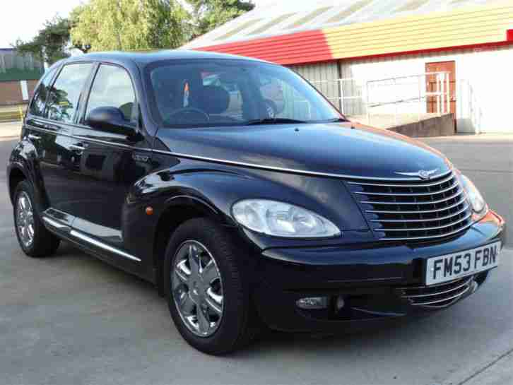 2004 (53) PT Cruiser 2.2 CRD Limited