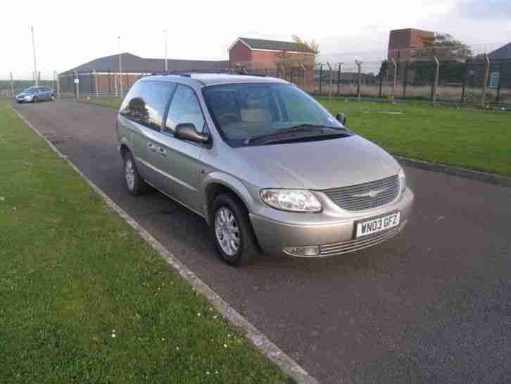 2004 53 PLATE VOYAGER 2.4 LE 7