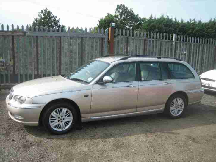 2004 (53) Rover 75 Tourer 2.0 CDTi Connoisseur SE Automatic Estate