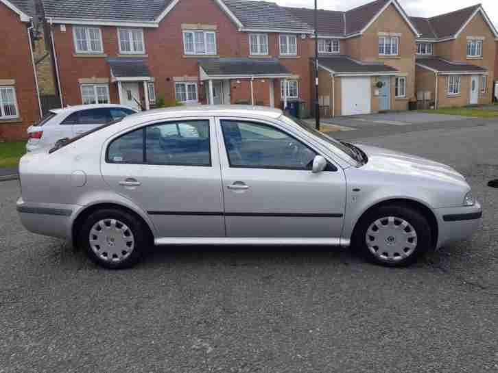 2004 53 skoda ambiente 1.9 tdi (pd) low miles full service history