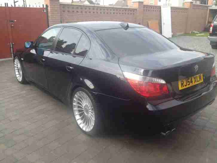 bmw 2004 54 535d twin turbo m sport alpina rep mint stunning car. Black Bedroom Furniture Sets. Home Design Ideas