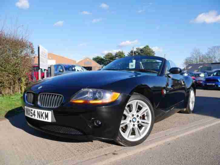 Bmw 2004 54 Z4 2 2 Z4 Se Roadster 2d 168 Bhp Car For Sale