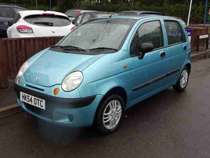 2004 54 MATIZ 1.0 XTRA 5DR, CHEAP RUN