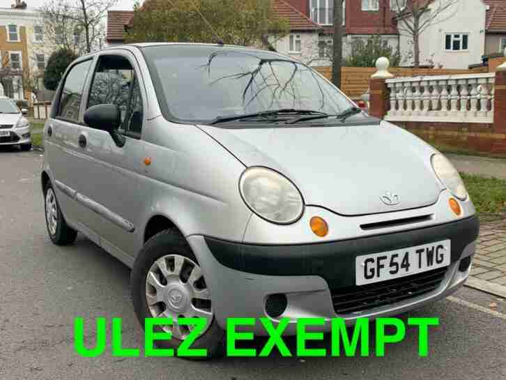 2004 54 MATIZ XTRA DOCTOR OWNED +