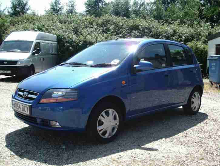 daewoo 2004 54 kalos 1 2 xtra cool one owner from new