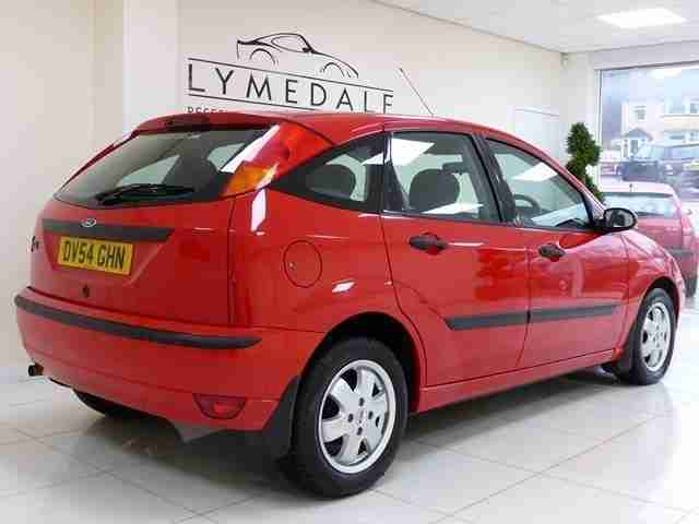 2004 54 FORD FOCUS 1.6 FLIGHT 5D 100 BHP