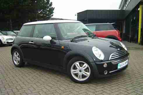 2004 54 COOPER 1.6 AUTOMATIC [PEPPER