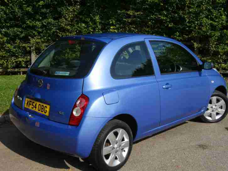 nissan micra owners manual 2004
