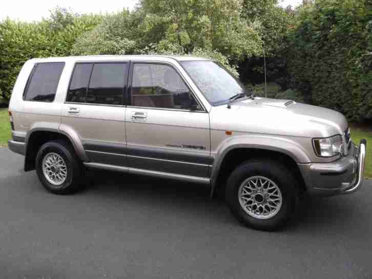 2004 54 REG TROOPER 3.0 DIESEL CITATION