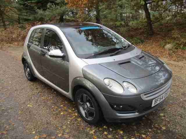 2004 54 FORFOUR 1.5 PASSION CDI
