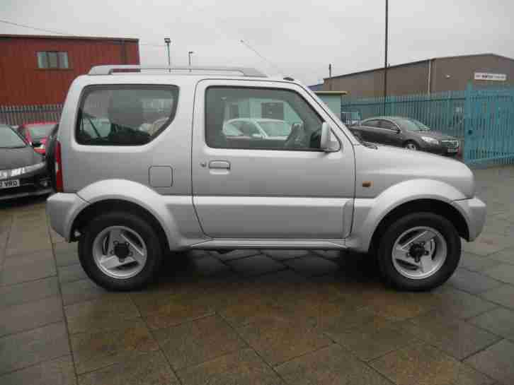 2004 (54) JIMNY 1.3 AUTOMATIC, LEATHER