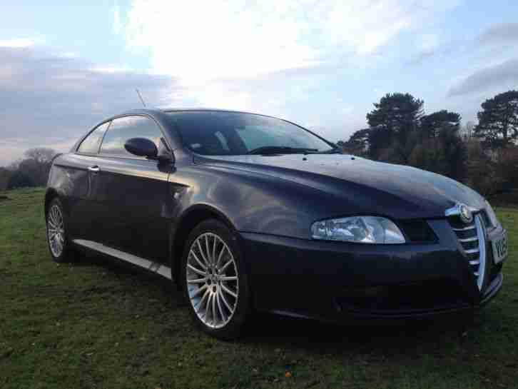 "2004 ALFA ROMEO GT JTD ""STUNNING CAR FULLY LOADED"" FULL HISTORY"