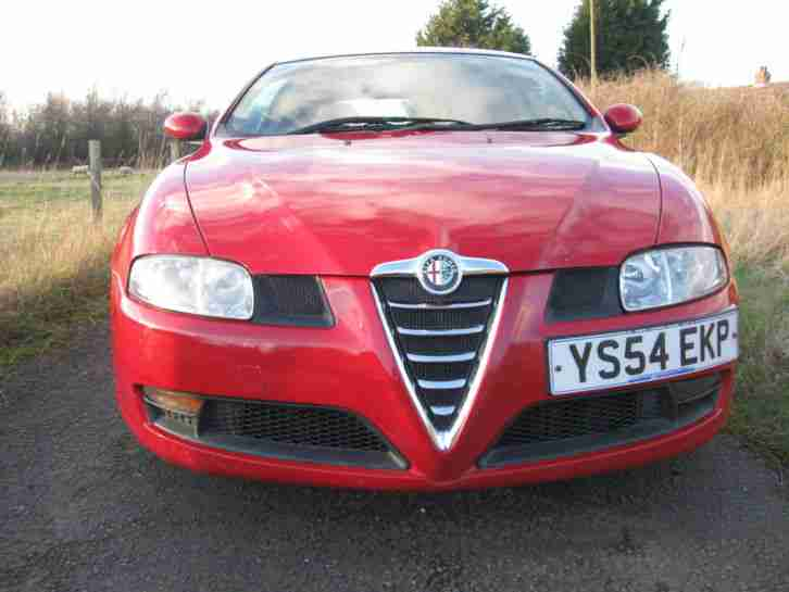 2004 GT JTS RED spares or repairs