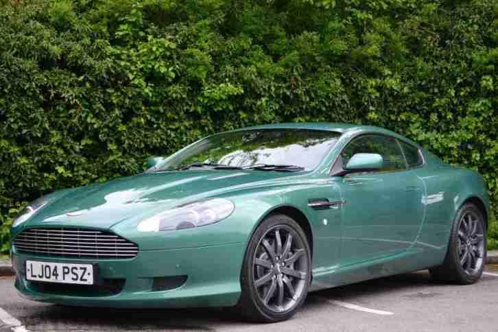 Aston Martin DB Seq Dr Car For Sale - 2004 aston martin db9