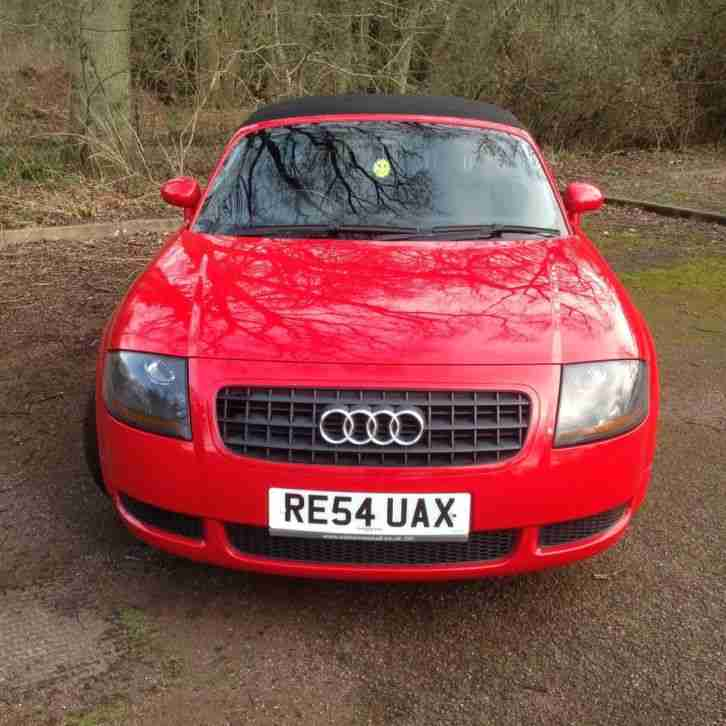 Audi 2004 TT 1.8 Turbo Roadster (150 Bhp). Car For Sale