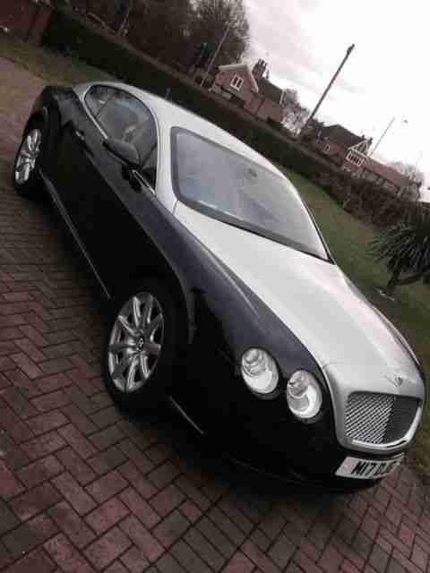 2004 BENTLEY CONTINENTAL GT 6.0 W12 Auto