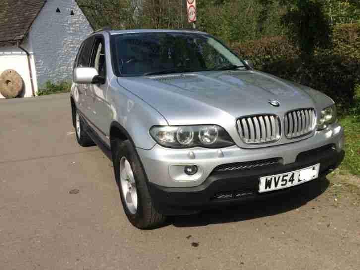 Bmw X5 3 0 Se Diesel Sport 535 530 525 520